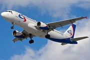 Туристов из Самары доставят на Airbus A320. // Samolety.org