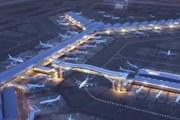 Проект моста в аэропорту Гонконга // hongkongairport.com