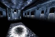 Лазерное шоу в подвалах главного собора Сиены // artribune.com
