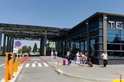 Новый терминал аэропорта Анапы // basel.aero