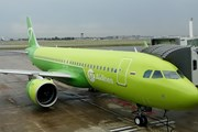 "Airbus A320neo ""Сибири"" // Aviablogger.com"