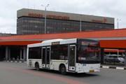 Автобус 62к в Шереметьево // Юрий Плохотниченко