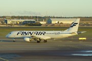 Самолет Finnair // Юрий Плохотниченко