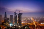 Дорожка Sky Walk расположена на высоте 200 метров. // khaleejtimes.com