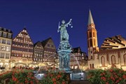 """Франкфурт-на-Майне получил статус """"туристического курорта"""". // britannica.com"""