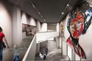 В музее собраны работы современных граффитистов. // widewalls.ch