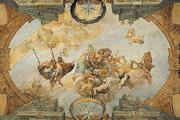 Уникальные фрески спрятаны в банковских зданиях. // abi.it