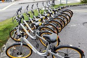 Велосипеды компании Obike на Пхукете // thailand-news.ru