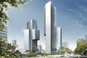 Andaz Singapore расположен в высотном комплексе DUO. // lifestyleasia.com