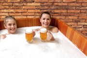 Beer Spa Granada сразу завоевал популярность у туристов. // beerspain.com