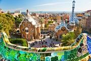 Парк Гуэль в Барселоне // Erasmusu.com