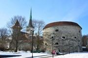 В башне размещается Морской музей Эстонии. // TripAdvisor