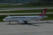 Самолет Turkish Airlines // Юрий Плохотниченко