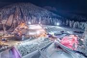 Снежный лабиринт в Закопане // Snowlandia