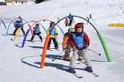 """""""Розу Хутор"""" часто выбирают для зимнего отдыха семьи с детьми. // tourprom.ru"""