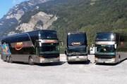 Автобусы Domo Reisen // domo.ch