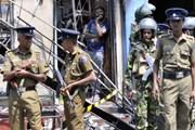 В Шри-Ланке - беспорядки. // CNN