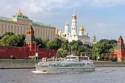 24 апреля открывается навигация в Москве. // radisson-cruise.ru