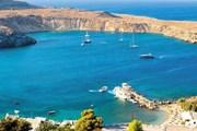 Греческие острова ждут круизных туристов. // Nettavisen
