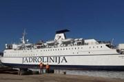 Хорватский паром Dubrovnik будет работать в Черногории. // jedro.bar