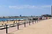 Пляж Nova Icaria в Барселоне // barcelonas.com
