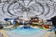 Пока открыта первая очередь аквапарка. // t-i.ru