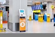 Bitcoin ATM в аэропорту Амстердама // schiphol.nl