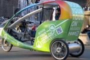 Велорикши - мобильный и экологически чистый транспорт для туристов. // milanocard.it