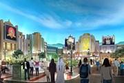 Площадь парка - 153 тысячи квадратных метров. // Warner Bros World Abu Dhabi
