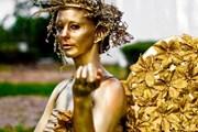 """""""Живые статуи"""" помешали мэрии Мадрида. // phoenixentertainment.com.au"""