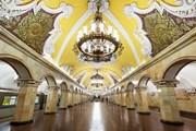 Московское метро - столичная достопримечательность // artishock.org