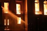 Пожар в здании Национального музея Бразилии // Reuters