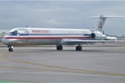 Самолет American Airlines // Юрий Плохотниченко