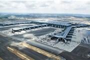 Новый аэропорт Стамбула // igairport.com