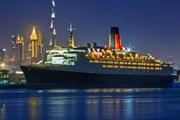 Роскошный отель разместился на борту океанского лайнера. // qe2.com