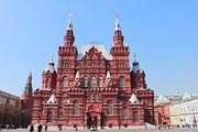 Государственный исторический музей на Красной площади // Anatoly Selyaninov, Wikipedia