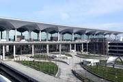 Новый аэропорт Стамбула // Юрий Плохотниченко