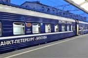 """Поезд #3/4 """"Экспресс"""" Москва - Петербург // Юрий Плохотниченко"""