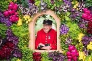 Chelsea Flower Show посещают множество туристов. // The Telegraph