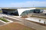 Новый аэропорт Саратова // gagarin.aero