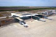 Новый аэропорт Саратова // gsw.aero