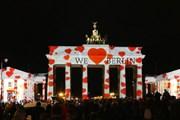 Фестиваль света в Берлине // Юрий Плохотниченко
