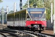 Поезд берлинского S-Bahn // Юрий Плохотниченко