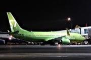 "Самолет ""Сибири"" (S7 Airlines) // Юрий Плохотниченко"