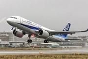 Airbus A320neo авиакомпании ANA // airbus.com