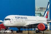 "Airbus A350 ""Аэрофлота"" // FrenchPainter"