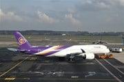 Самолет Thai Airways // Юрий Плохотниченко