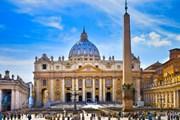 Ватикан закрыт, по крайней мере, до 3 апреля. // GettyImages