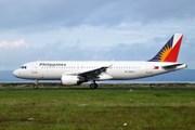 Самолет Philippine Airlines // Юрий Плохотниченко