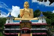 В пещерный храм Dambulla скоро вернутся туристы // www.srilanka.travel